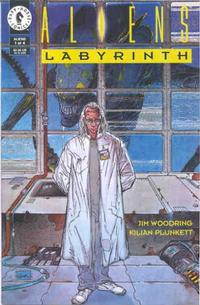 Cover Thumbnail for Aliens: Labyrinth (Dark Horse, 1993 series) #1
