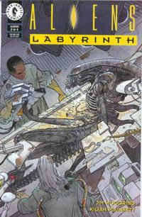 Cover Thumbnail for Aliens: Labyrinth (Dark Horse, 1993 series) #2