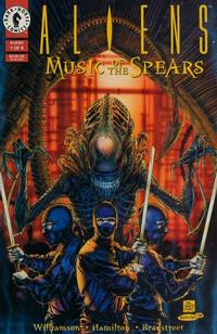 Cover Thumbnail for Aliens: Music of the Spears (Dark Horse, 1994 series) #1