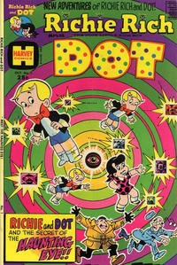 Cover Thumbnail for Richie Rich & Dot (Harvey, 1974 series) #1