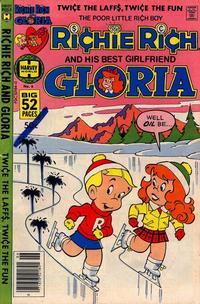 Cover Thumbnail for Richie Rich & Gloria (Harvey, 1977 series) #6