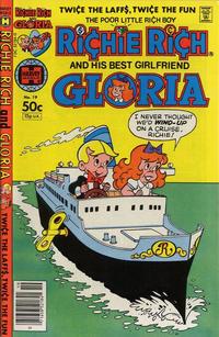 Cover Thumbnail for Richie Rich & Gloria (Harvey, 1977 series) #19