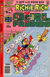 Cover Thumbnail for Richie Rich & His Girl Friends (Harvey, 1979 series) #8