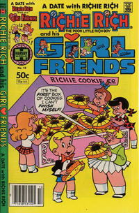 Cover Thumbnail for Richie Rich & His Girl Friends (Harvey, 1979 series) #10