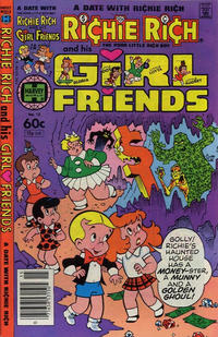 Cover Thumbnail for Richie Rich & His Girl Friends (Harvey, 1979 series) #15