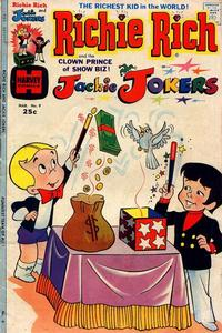 Cover Thumbnail for Richie Rich & Jackie Jokers (Harvey, 1973 series) #9