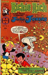 Cover Thumbnail for Richie Rich & Jackie Jokers (Harvey, 1973 series) #18