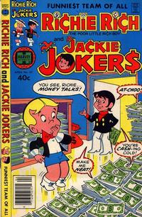 Cover Thumbnail for Richie Rich & Jackie Jokers (Harvey, 1973 series) #37