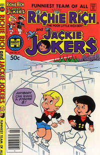 Cover Thumbnail for Richie Rich & Jackie Jokers (Harvey, 1973 series) #41