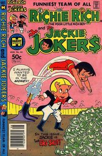 Cover Thumbnail for Richie Rich & Jackie Jokers (Harvey, 1973 series) #44