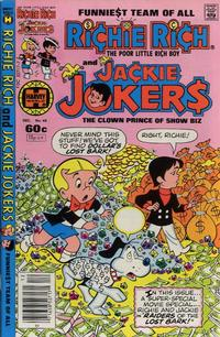 Cover Thumbnail for Richie Rich & Jackie Jokers (Harvey, 1973 series) #48