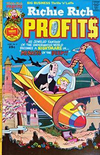 Cover Thumbnail for Richie Rich Profits (Harvey, 1974 series) #5