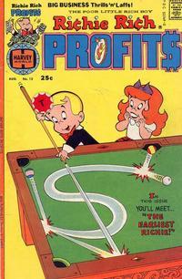 Cover Thumbnail for Richie Rich Profits (Harvey, 1974 series) #12