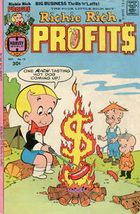 Cover Thumbnail for Richie Rich Profits (Harvey, 1974 series) #13