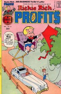 Cover Thumbnail for Richie Rich Profits (Harvey, 1974 series) #14