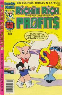 Cover Thumbnail for Richie Rich Profits (Harvey, 1974 series) #27