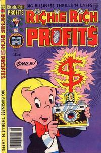 Cover Thumbnail for Richie Rich Profits (Harvey, 1974 series) #28