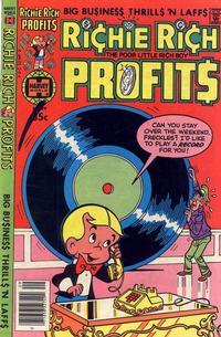 Cover Thumbnail for Richie Rich Profits (Harvey, 1974 series) #29