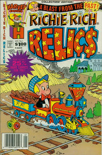 Cover Thumbnail for Richie Rich Relics (Harvey, 1988 series) #1