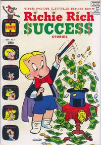 Cover Thumbnail for Richie Rich Success Stories (Harvey, 1964 series) #1