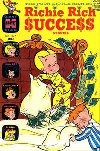 Cover Thumbnail for Richie Rich Success Stories (Harvey, 1964 series) #7