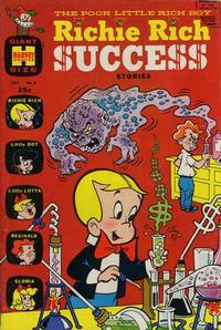 Cover Thumbnail for Richie Rich Success Stories (Harvey, 1964 series) #8