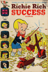 Cover Thumbnail for Richie Rich Success Stories (Harvey, 1964 series) #9