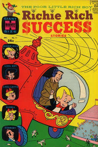 Cover Thumbnail for Richie Rich Success Stories (Harvey, 1964 series) #11