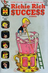 Cover for Richie Rich Success Stories (Harvey, 1964 series) #13
