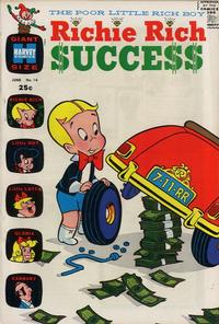 Cover Thumbnail for Richie Rich Success Stories (Harvey, 1964 series) #14