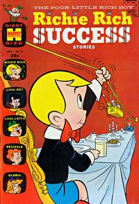 Cover Thumbnail for Richie Rich Success Stories (Harvey, 1964 series) #17