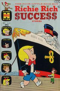 Cover Thumbnail for Richie Rich Success Stories (Harvey, 1964 series) #21