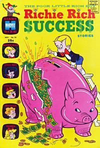 Cover Thumbnail for Richie Rich Success Stories (Harvey, 1964 series) #22