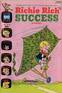 Cover for Richie Rich Success Stories (Harvey, 1964 series) #23