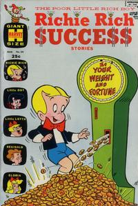 Cover Thumbnail for Richie Rich Success Stories (Harvey, 1964 series) #24