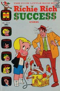 Cover Thumbnail for Richie Rich Success Stories (Harvey, 1964 series) #35
