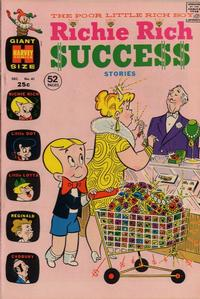 Cover Thumbnail for Richie Rich Success Stories (Harvey, 1964 series) #41