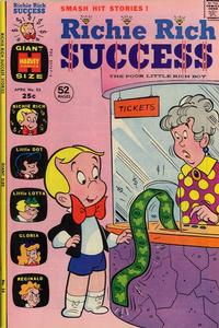 Cover for Richie Rich Success Stories (Harvey, 1964 series) #55