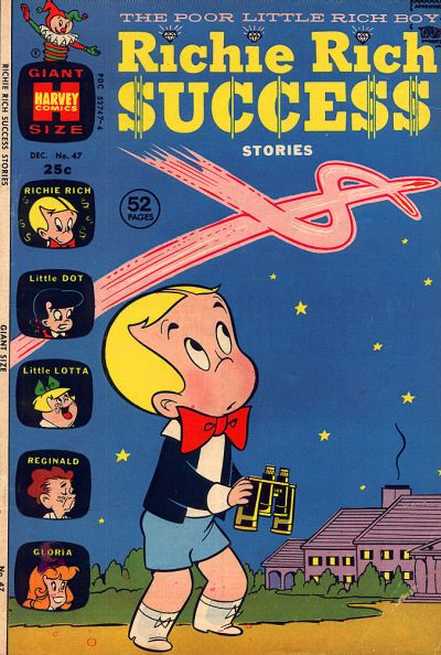 Cover for Richie Rich Success Stories (Harvey, 1964 series) #47