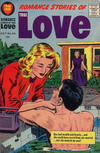 Cover for Romance Stories of True Love (Harvey, 1957 series) #46