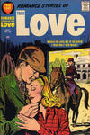 Cover for Romance Stories of True Love (Harvey, 1957 series) #48