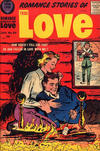 Cover for Romance Stories of True Love (Harvey, 1957 series) #49