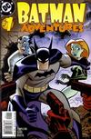 Cover for Batman Adventures (DC, 2003 series) #1
