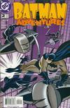 Cover for Batman Adventures (DC, 2003 series) #2 [Direct Sales]