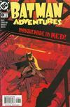 Cover for Batman Adventures (DC, 2003 series) #8 [Direct Sales]