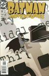Cover for Batman Adventures (DC, 2003 series) #11