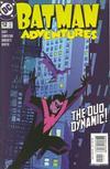 Cover for Batman Adventures (DC, 2003 series) #12 [Direct Sales]