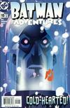 Cover for Batman Adventures (DC, 2003 series) #15 [Direct Sales]