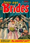 Cover for Teen-Age Brides (Harvey, 1953 series) #6