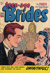 Cover for Teen-Age Brides (Harvey, 1953 series) #7